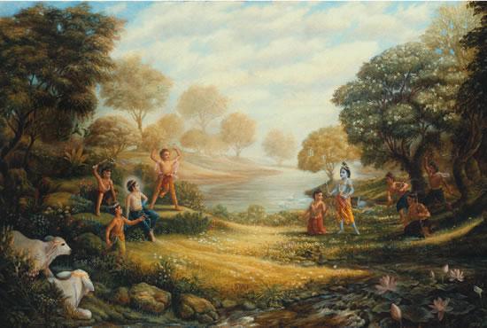 Tutti i trascendentalisti nella tradizione vedica aspirano alla liberazione, ma solo i Vaisnava sanno che liberazione non significa fermare tutte le attività; significa servizio a Krishna in una eterna relazione con Lui.
